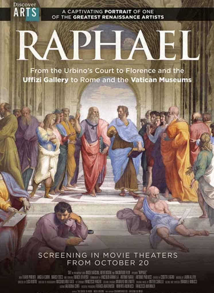 Discover Arts Raphael
