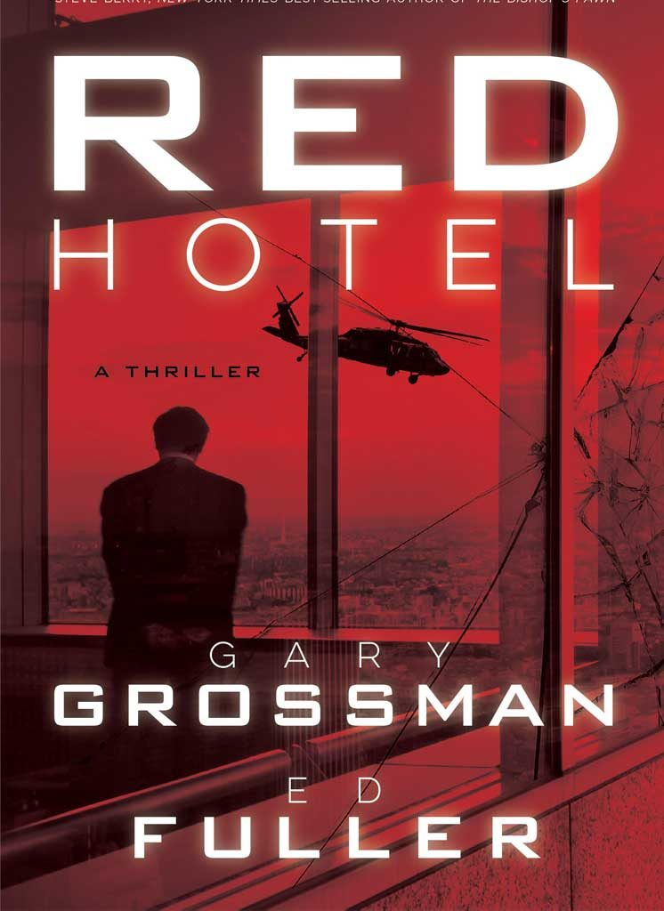 Red Hotel Book Reading With Gary Grossman Time And Space