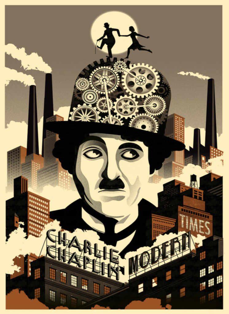 Upcomingmodern Times 1936